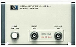 Image of Agilent-HP-8447A by Valuetronics International Inc