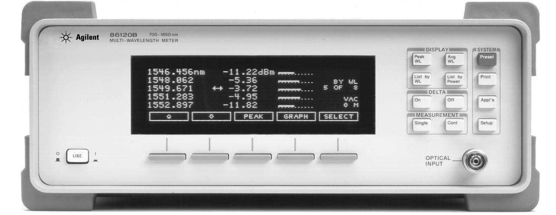 Image of Agilent-HP-86120B by Valuetronics International Inc