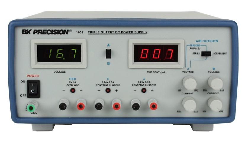 Image of BK-Precision-1652 by Valuetronics International Inc