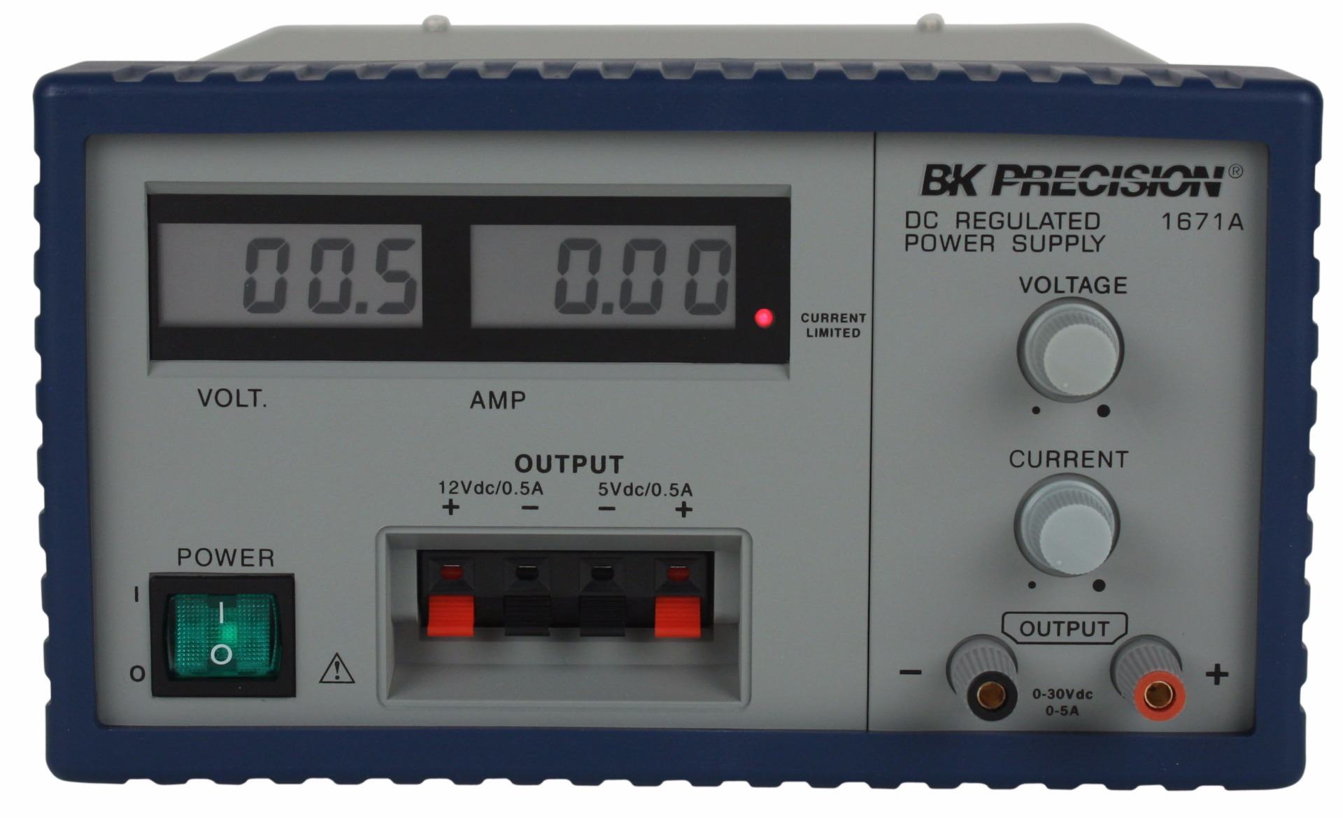 Image of BK-Precision-1670A by Valuetronics International Inc