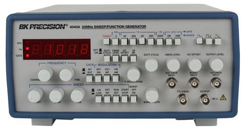 Image of BK-Precision-4040A by Valuetronics International Inc