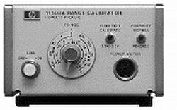 11683a hp calibrator used 11683a hp calibrator freerunsca Choice Image