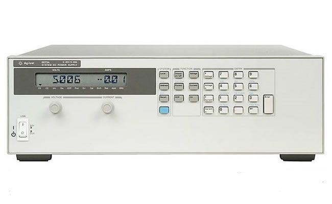 E4356A Agilent 2100 Watt 80 Volt 26 Amp DC Power Supply Used