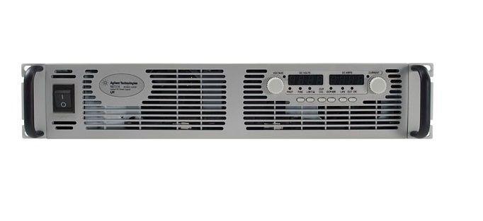 N8738A Agilent 3360 Watt 80 Volt 42 Amp DC Power Supply Used