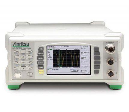 ML2488A Anritsu RF Power Meter Used