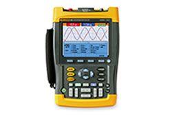 199c fluke 200 mhz 2 channel scopemeter used rh valuetronics com Fluke 199C Battery Replacement Fluke Scope