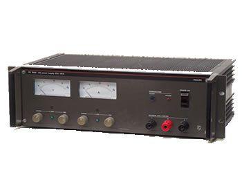 PE1642 Philips 400 Watt 20 Volt 20 Amp DC Power Supply Used