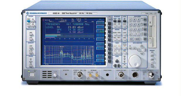 ESIB7 Rohde & Schwarz 7 GHz Receiver Used
