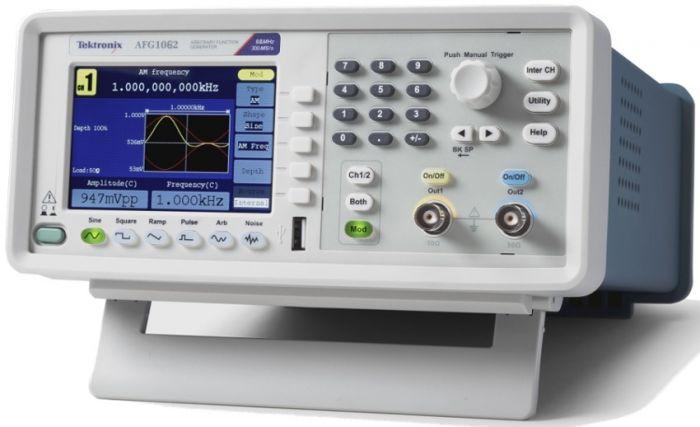 AFG1062 Tektronix Arbitrary Waveform Generator