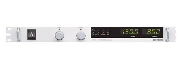 XFR60-20 Xantrex 1200 Watt 60 Volt 20 Amp DC Power Supply Used