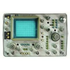 1741A HP Analog Oscilloscope