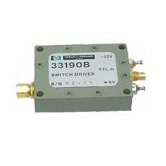 33190B Agilent Coax Switch