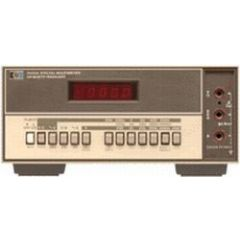 3465A Agilent Multimeter
