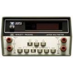 34702A Agilent Multimeter