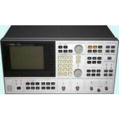 3563A Agilent Spectrum Analyzer