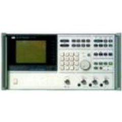 3577A Agilent Network Analyzer