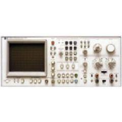 3582A Agilent Spectrum Analyzer