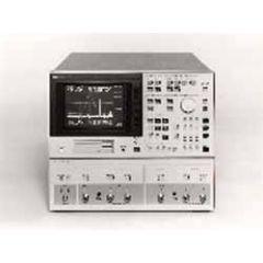 4195A Agilent Spectrum Analyzer