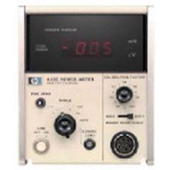 432C Agilent RF Power Meter