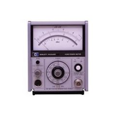 435B Agilent RF Power Meter