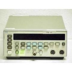 438A Agilent Dual Channel RF Power Meter