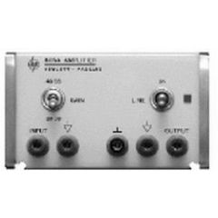 465A Agilent RF Amplifier