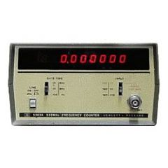 5383A HP Frequency Counter