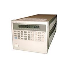 6051A Agilent HP DC Electronic Load Mainframe
