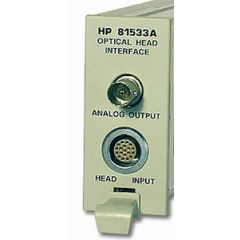 81533A Agilent Optical Sensor