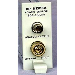 81536A Agilent Optical Sensor