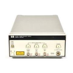 8155A Agilent Fiber Optic Equipment