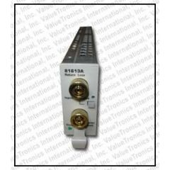 81613A Agilent Fiber Optic Equipment