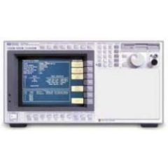 83480A Agilent Communication Analyzer