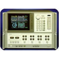 8510 HP Series Network Analyzer