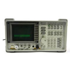 8560A Agilent Spectrum Analyzer