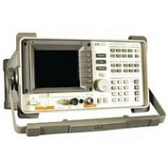 8560E Agilent Spectrum Analyzer