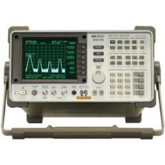 8563E Agilent Spectrum Analyzer