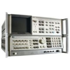 8566B Agilent Spectrum Analyzer