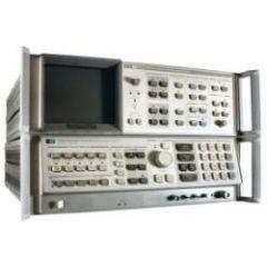 8566B Agilent Spectrum Analyzer