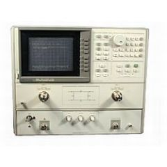 8703A Agilent Optical Analyzer