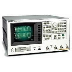 87510A Agilent Analyzer