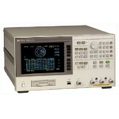 8751A Agilent Network Analyzer