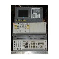 E5501B Agilent Analyzer