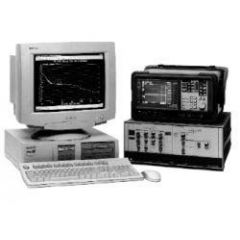 E5502B Agilent Analyzer