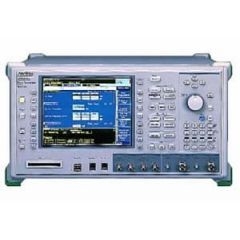 MT8820A Anritsu Communication Analyzer