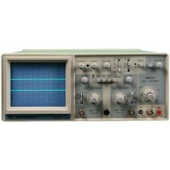 2120 BK Precision Analog Oscilloscope