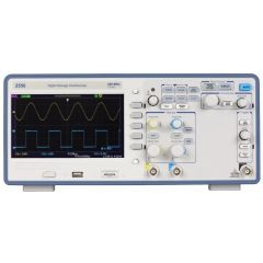 2556 BK Precision Digital Oscilloscope