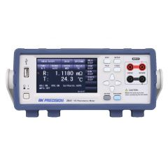 2841 BK Precision Resistance Meter
