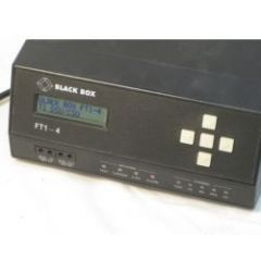 FT1-4 Black Box Telecom Equipment