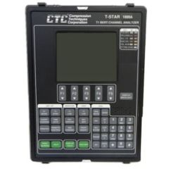 T-STAR 1000A Compression Techniques Communication Analyzer